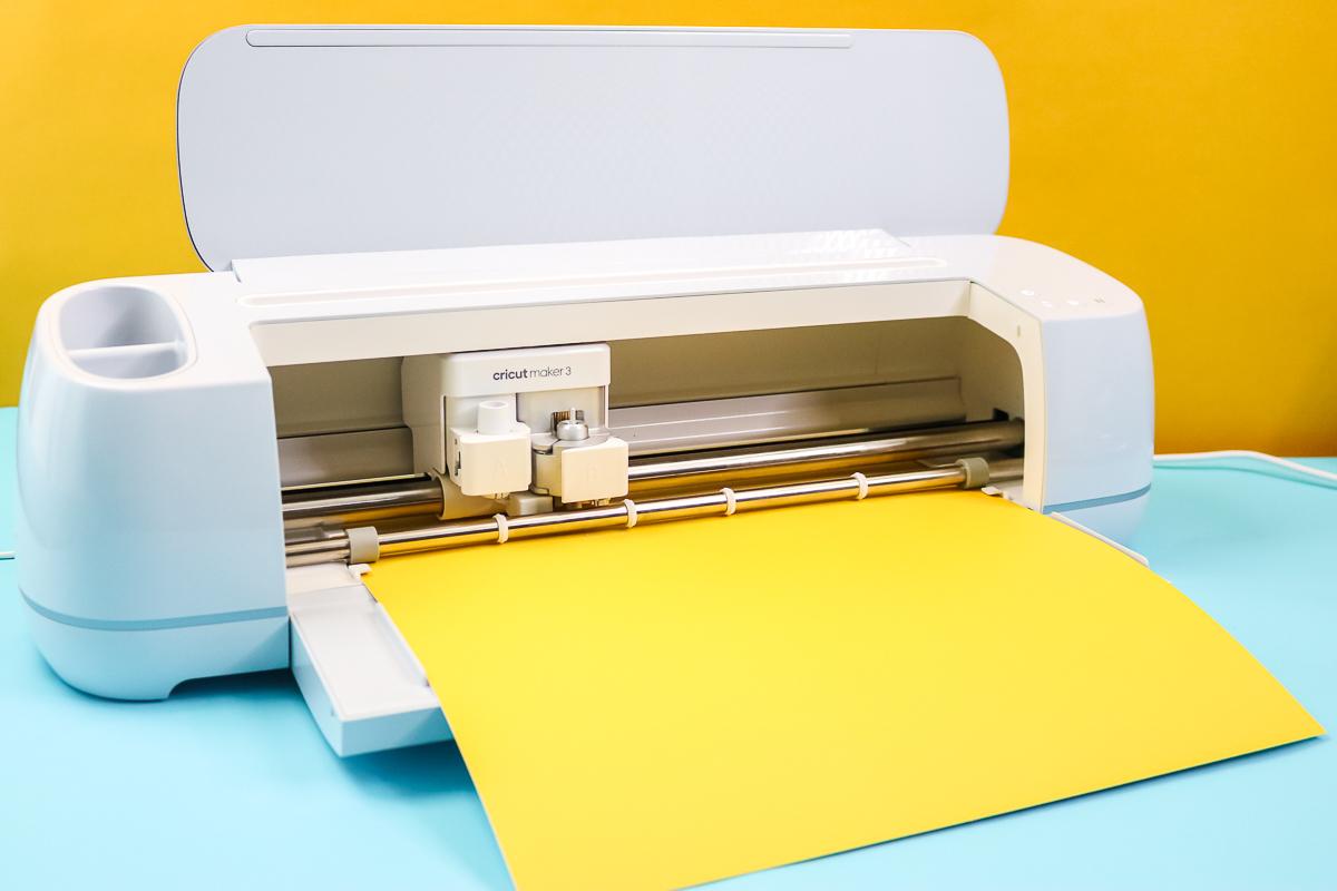 cricut maker 3 cutting smart cardstock matless