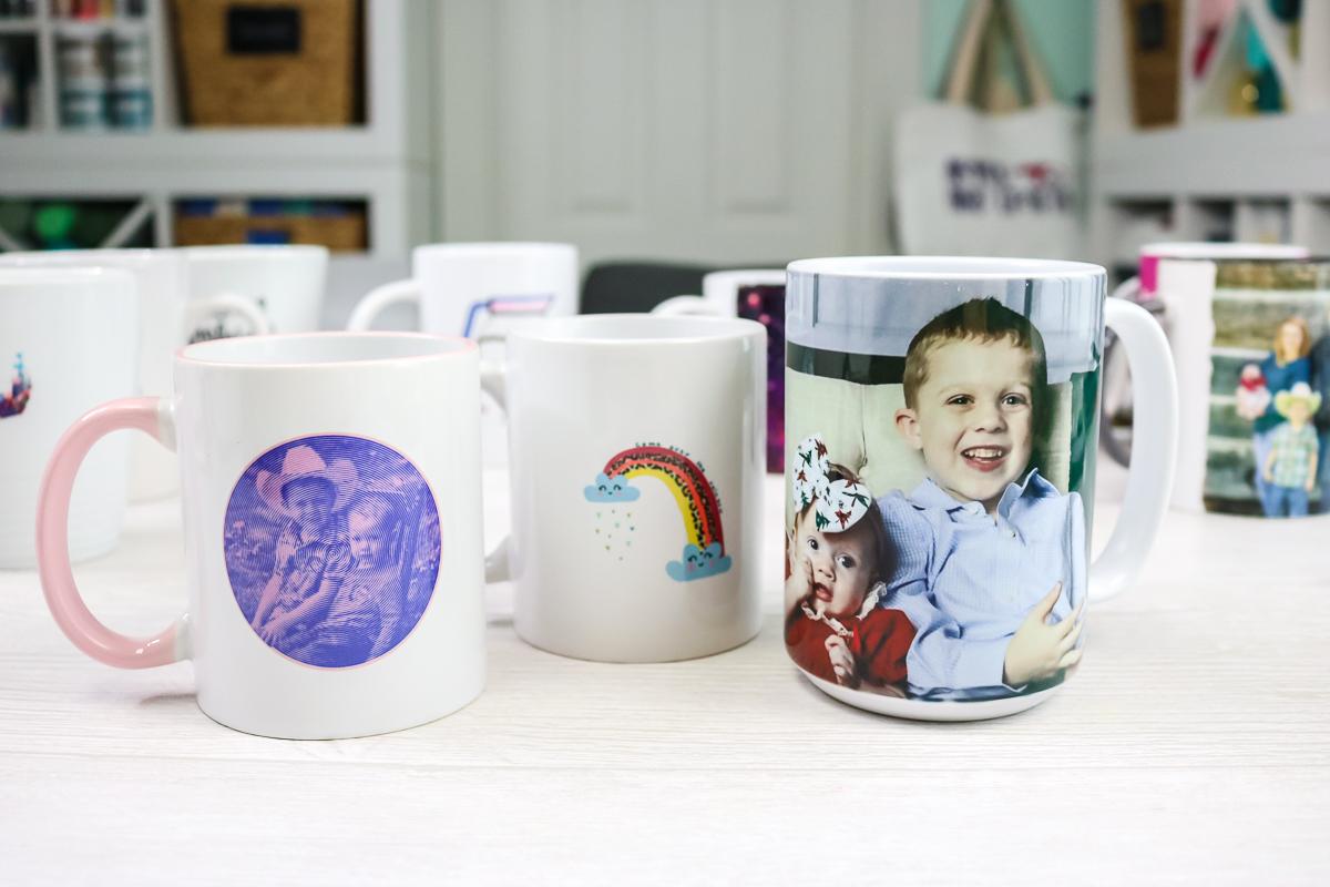 sublimation mugs after dishwasher