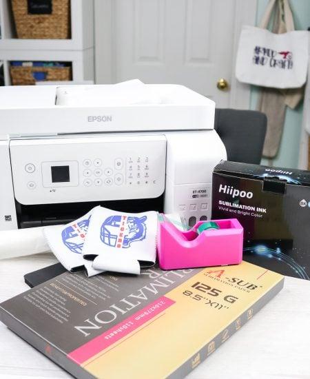 sublimation printer tutorial
