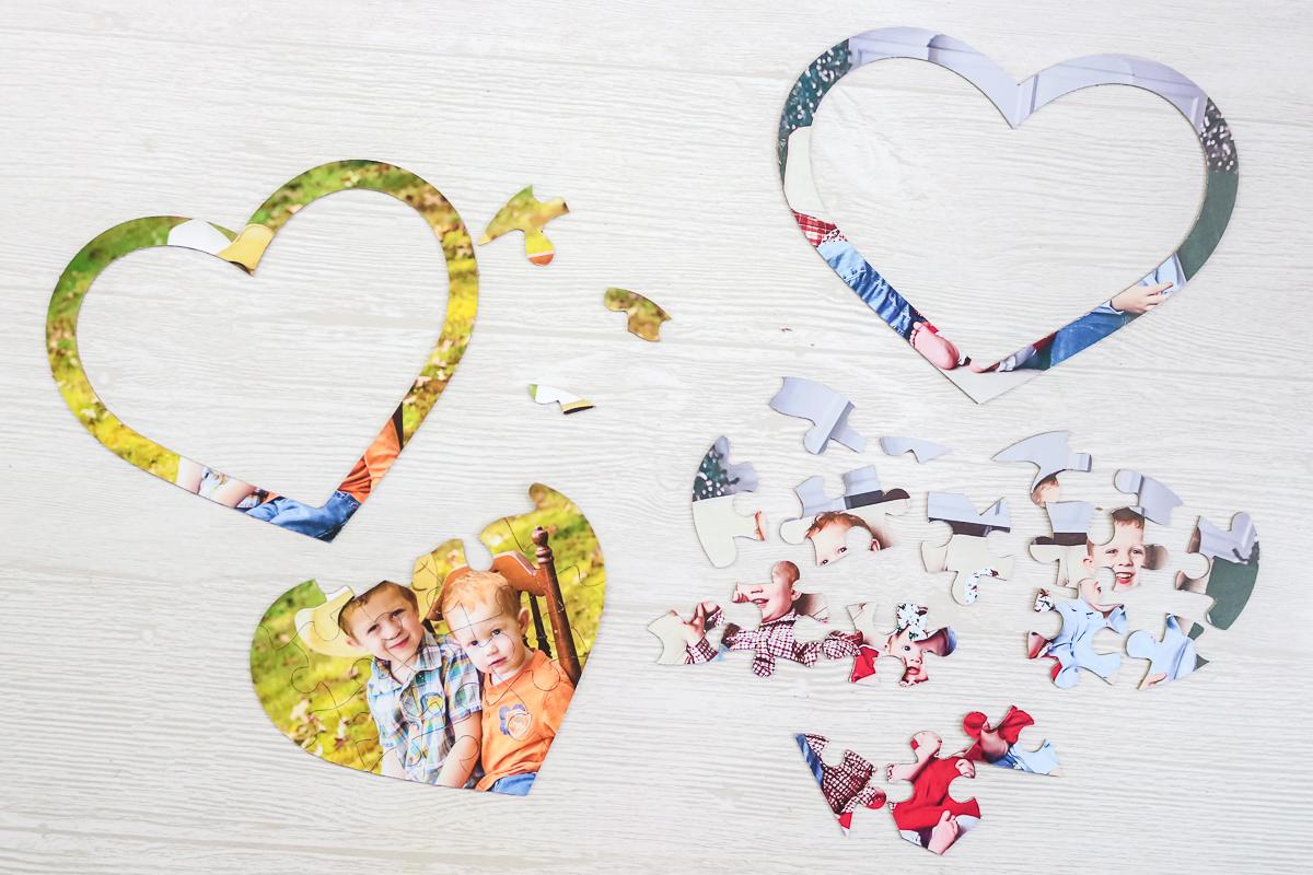 cricut puzzle for kids