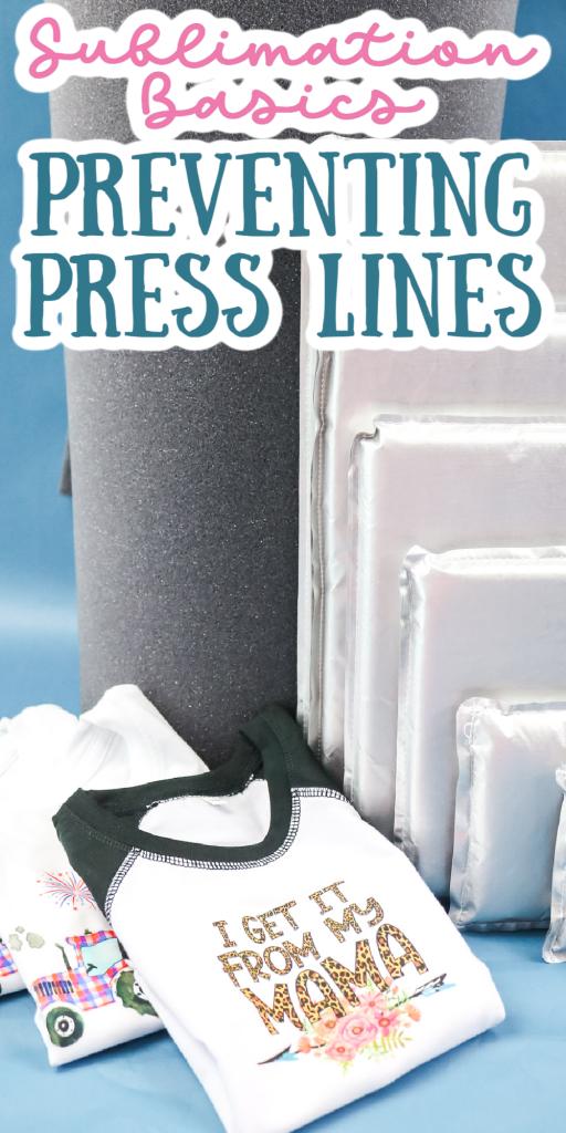 minimizing press lines