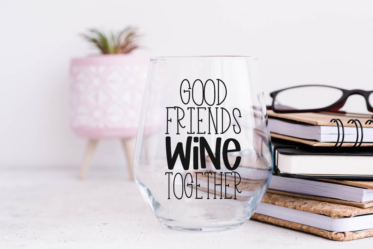 wine cut file