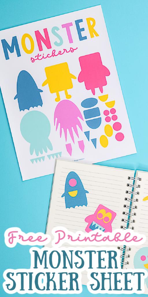 free printable sticker sheet