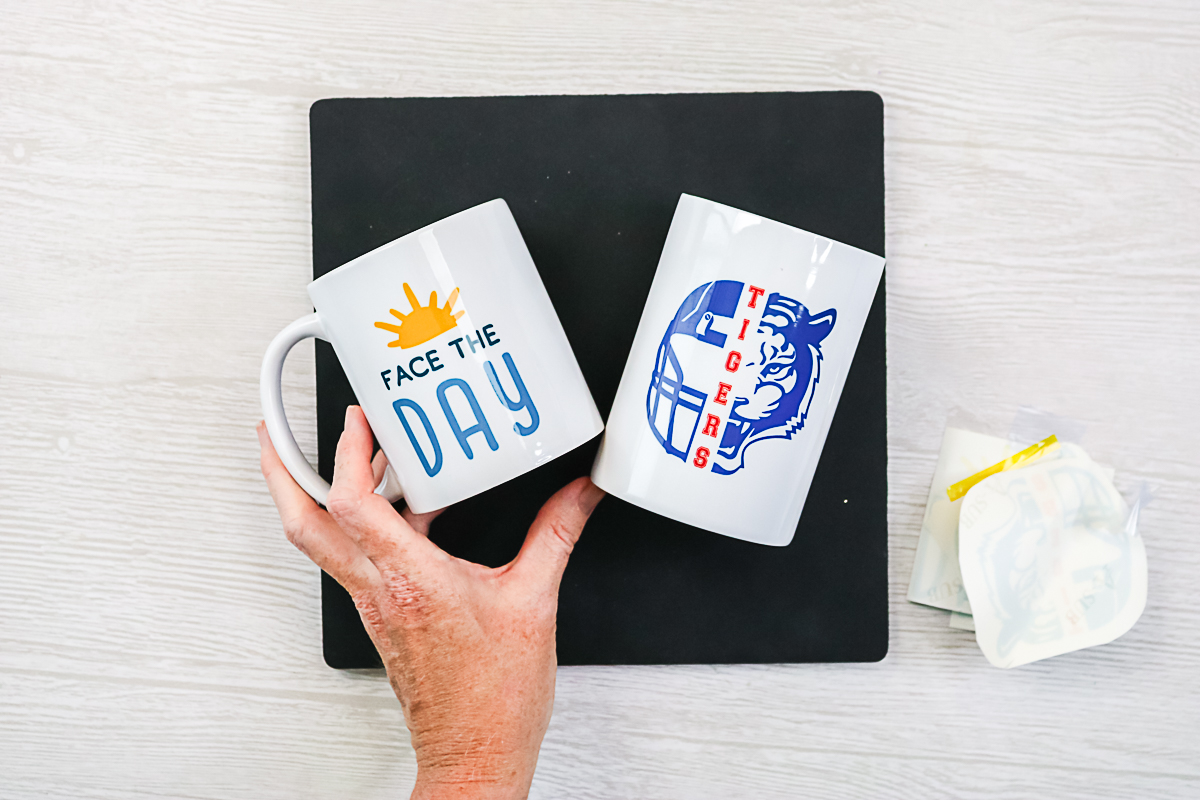 sublimation mug and can koozie