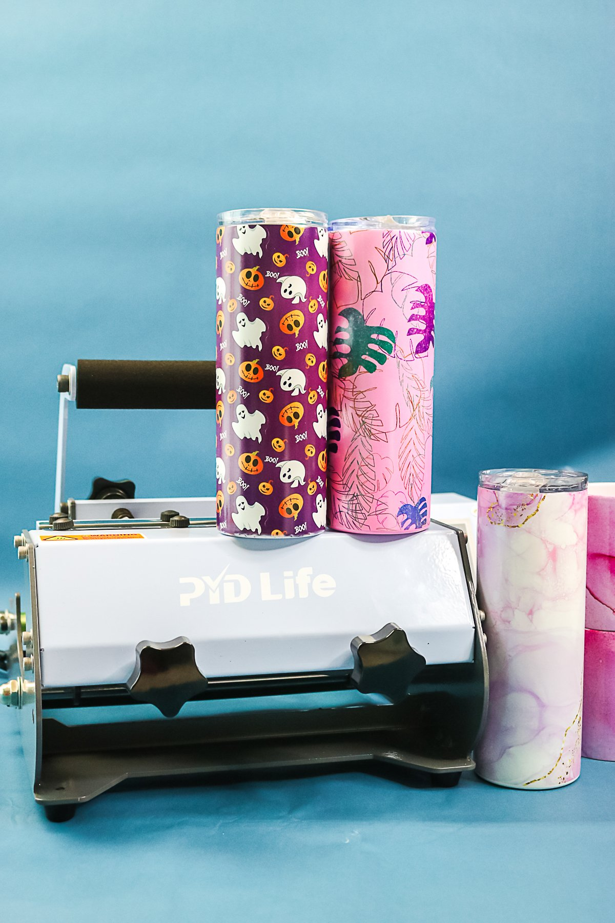 how to sublimate tumblers