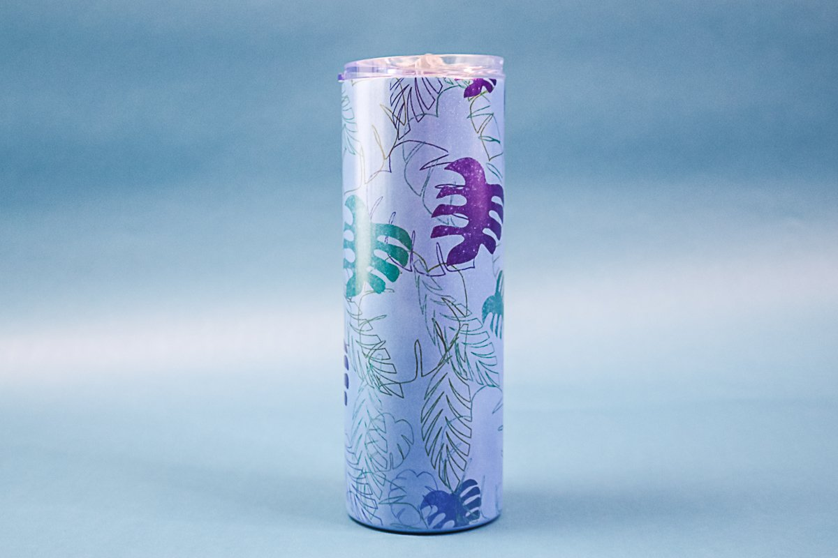 tumbler that changes color with heat