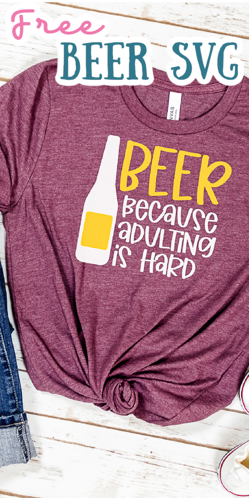 beer themed svg file