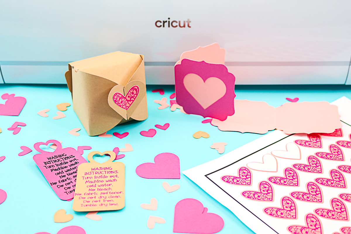 cricut packaging ideas