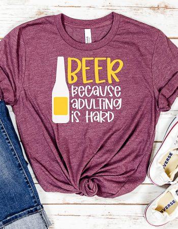free beer svg