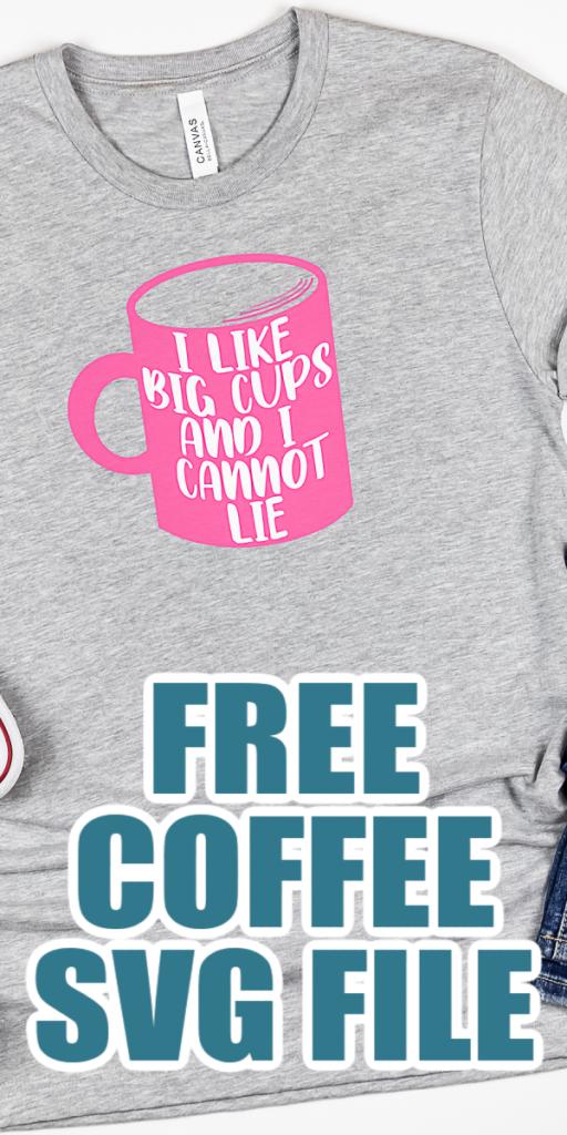 free coffee cut file