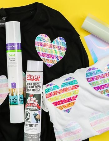 which types of heat transfer vinyl are okay for sublimation